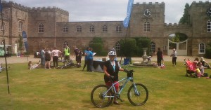 Harrogate Pedal for Parkinson's Finsih