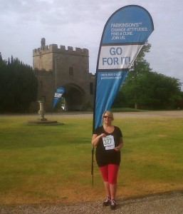 Harrogate Pedal for Parkinsons Start