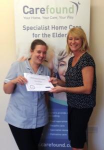Appreciation Award in Home Care TL