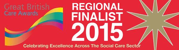 Care Awards Regional Finalist Logo