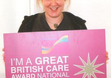 British Care Awards Finalist Judging