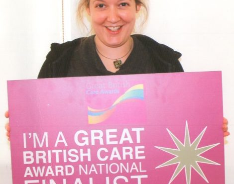 British Care Awards Finalist Judging