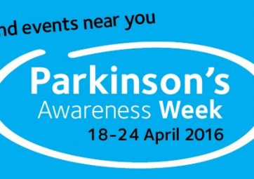 Parkinsons Avareness Events