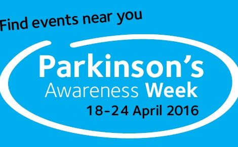 Parkinsons Avareness Events