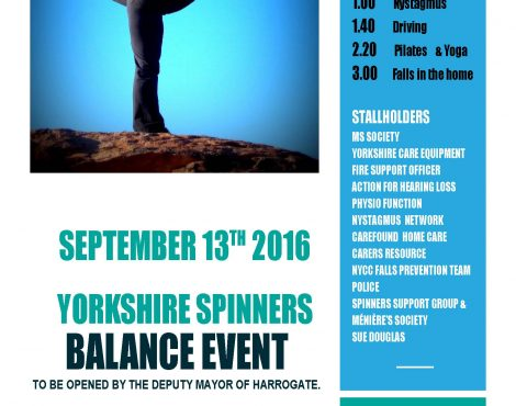 Yorkshire Spinners Event