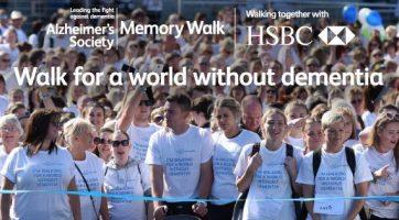 Walk for Dementia 2016