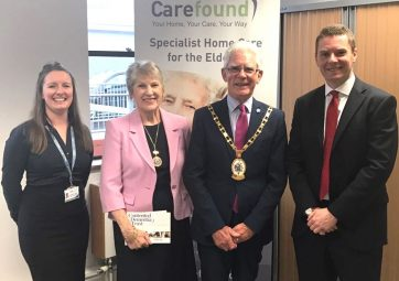 Carefound Home Care Opening 1
