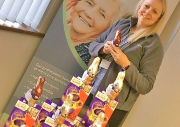 cheshire home care easter