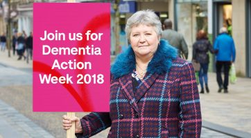Wilmslow Dementia Friends Session - May 2018