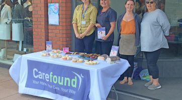 Alzheimers Society Cupcake Day Wilmslow