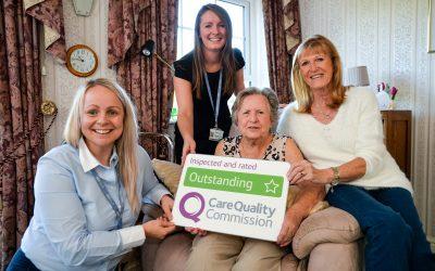 CQC Outstanding Cheshire