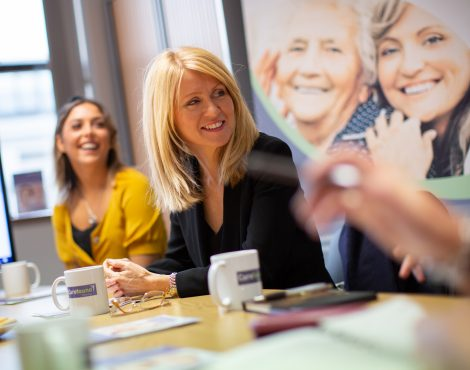 Esther McVey Visit (1)