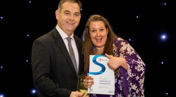National Apprenticeship Week Award Winner