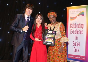 Yorkshire and Humber Care Awards (Nov-19)