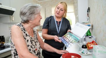 Home Care in West Bridgford