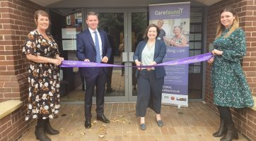 Carefound Home Care West Bridgford Opening (Oct-20)